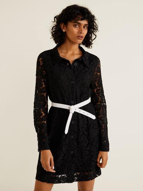 Сукня чорна Mango 4885574