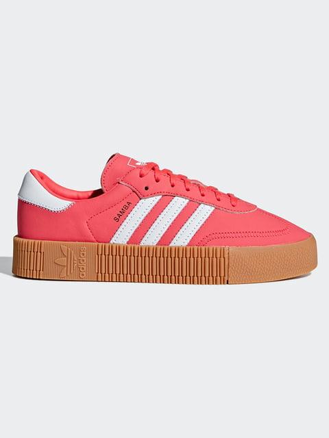 Кроссовки розовые Adidas Originals 4876871