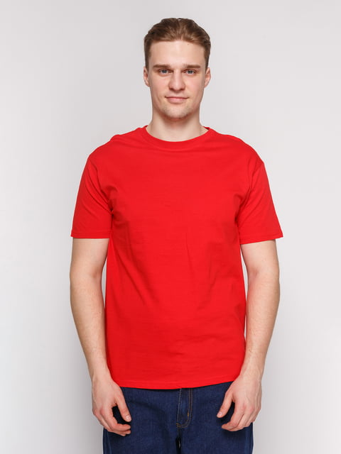 Футболка червона Arber 4854905