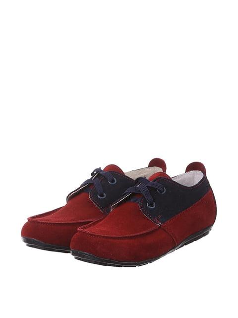 Туфлі двоколірні Pepik 4893141