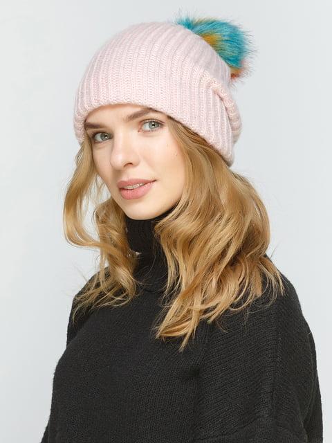 Шапка рожева Zara 4875098