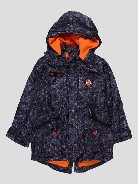 Куртка темно-синяя Grace 4890789