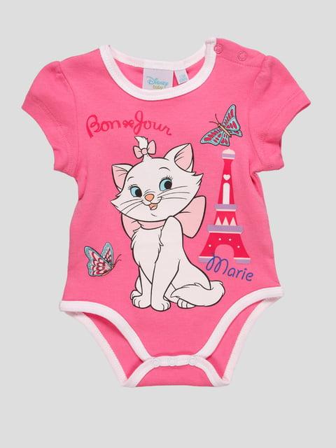 Боди розовое Disney 4890809