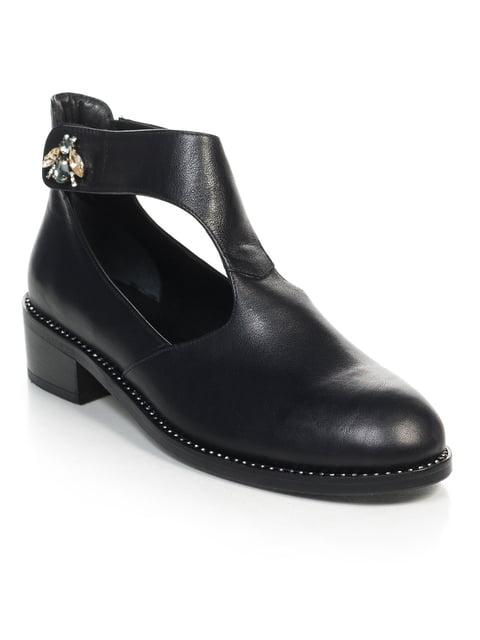 Туфли черные PERA DONNA 4874807