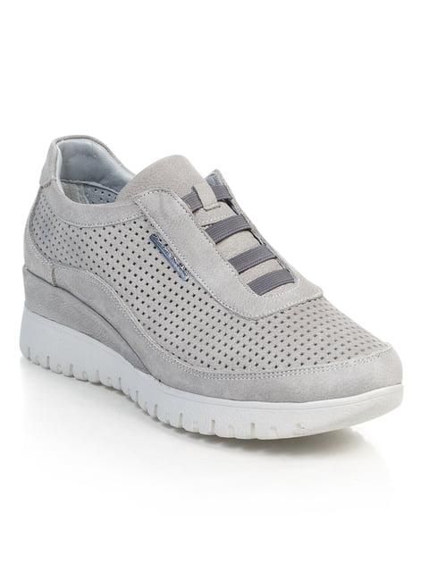 Туфлі сірі Blizzarini 4874797