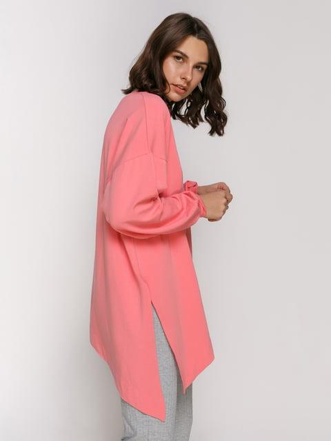 Джемпер розовый Zara 4873127