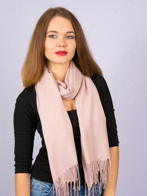 Палантин светло-розовый Fashion Look 4894255