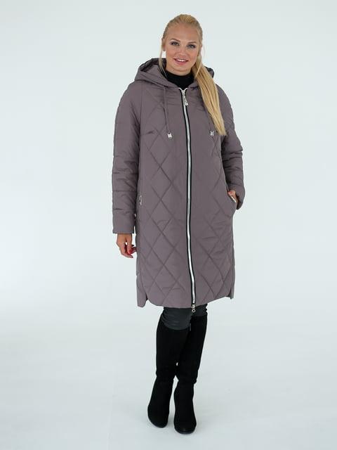 Пальто світло-коричневе Waukeen 4896829