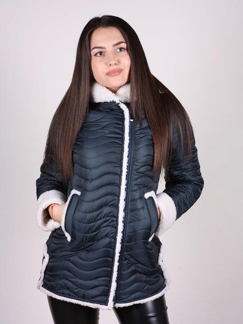 Куртка темно-синяя Artua Collection 4897423