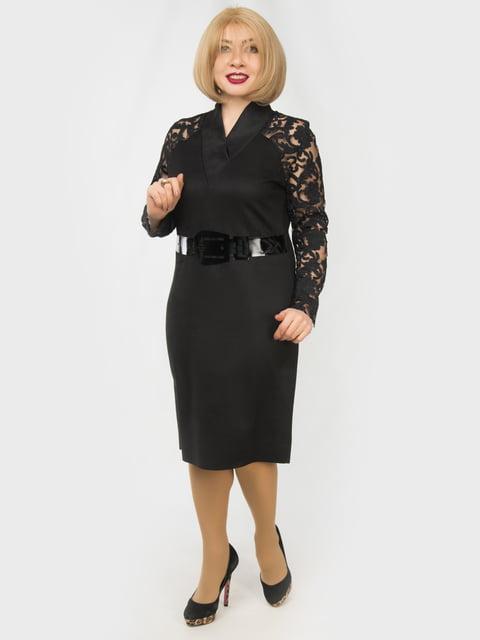 Платье черное LibeAmore 4888857