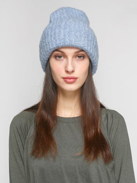 Шапка блакитна Zara 4875115