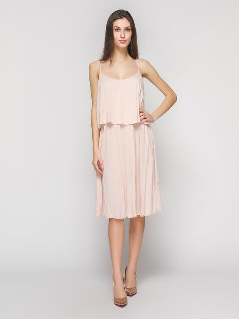 Сукня кольору пудри H&M 4872465