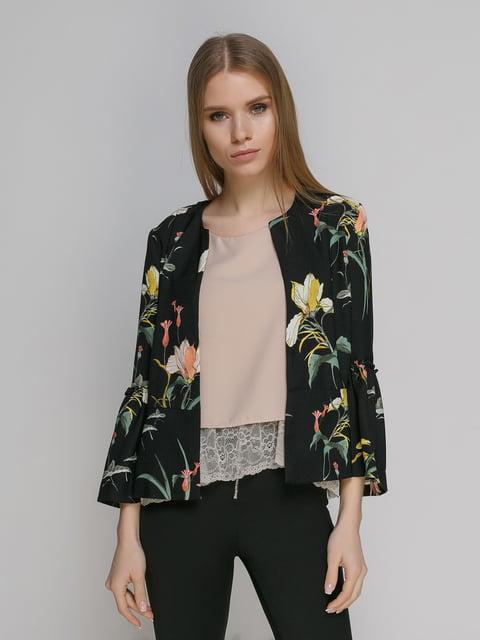 Жакет в цветочный принт Zara 4874601