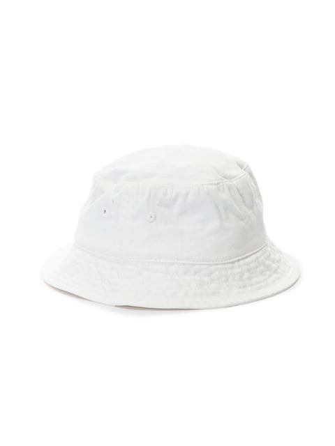 Панамка белая Benetton 4864884