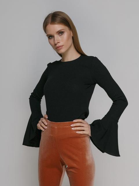 Джемпер черный Zara 4873204