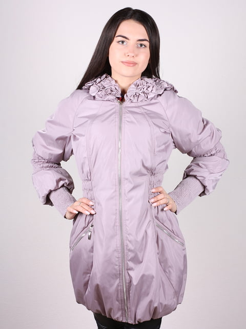 Пальто сиреневое Artua Collection 4902375