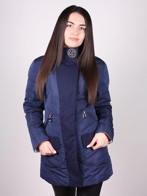Куртка темно-синяя Artua Collection 4902384