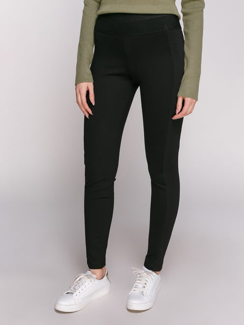 Легінси чорні Zara 4877878