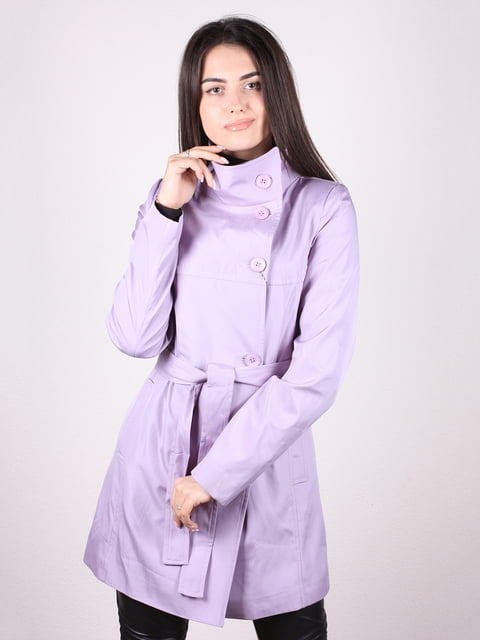 Плащ лавандового цвета Artua Collection 4903746