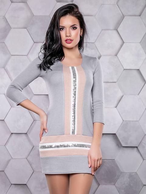 Сукня сіра Seventeen 4904637