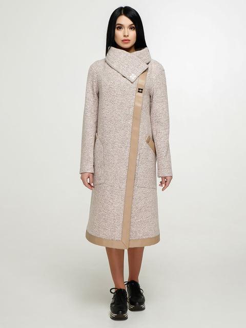 Пальто бежевое Favoritti 4904578