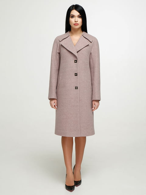 Пальто бежеве Favoritti 4904588