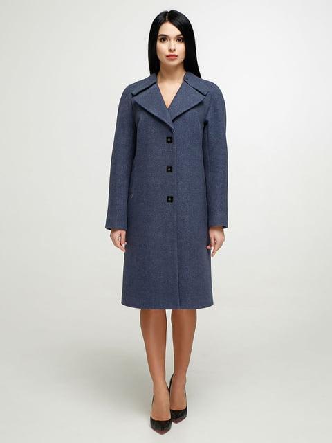 Пальто сіре Favoritti 4904590