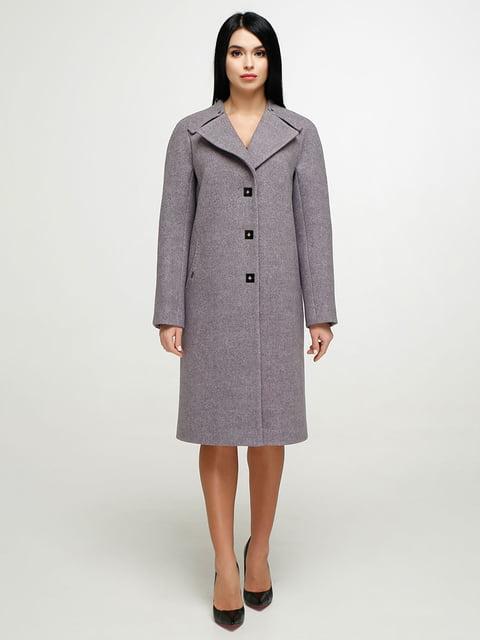 Пальто бузкове Favoritti 4904620