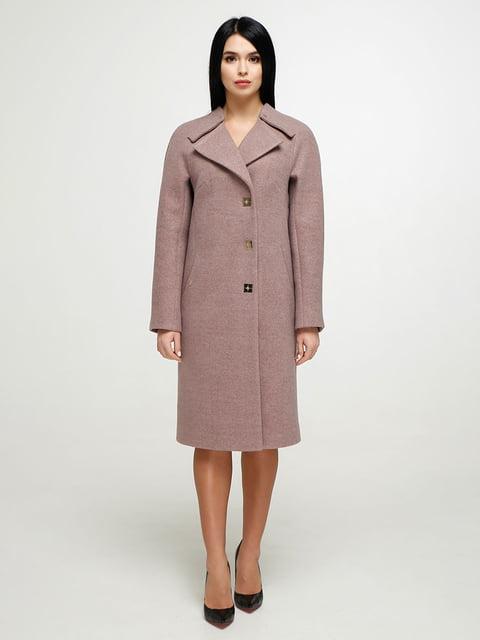 Пальто рожеве Favoritti 4904621