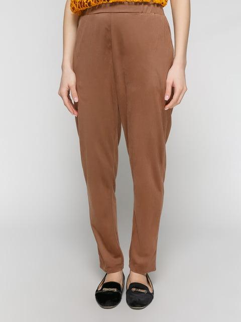 Штани коричневі Zara 4875102