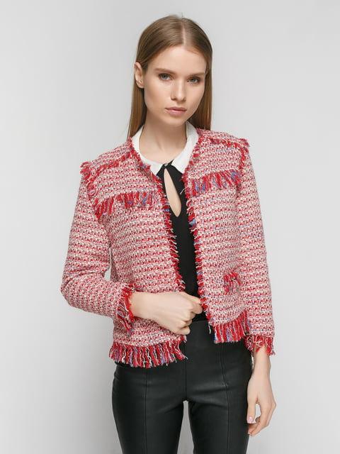 Жакет красный Zara 4875858