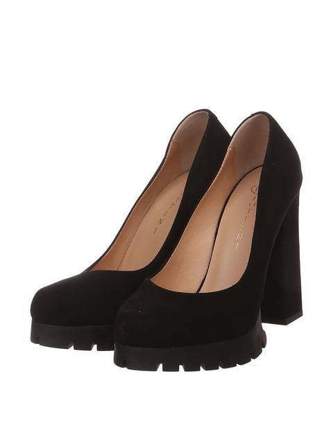 Туфли черные Lottini 4904726