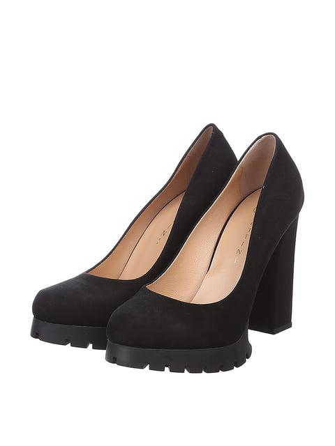 Туфли черные Lottini 4904727