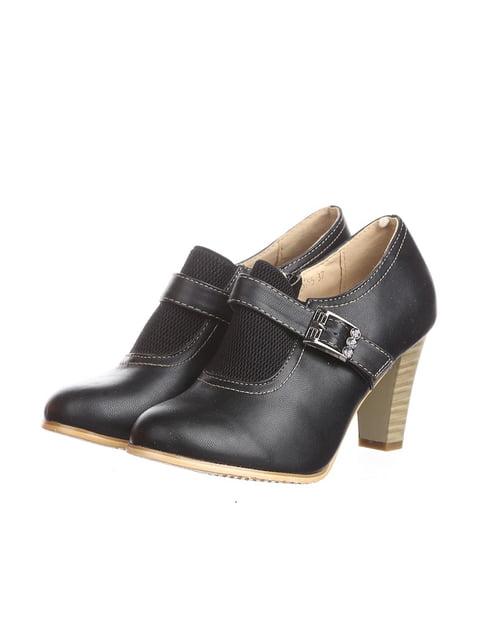 Туфлі чорні Queen 4904889