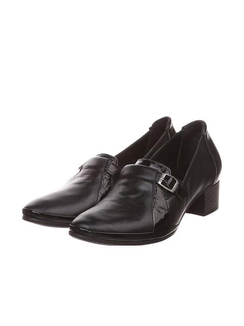 Туфлі чорні Guero 4904956