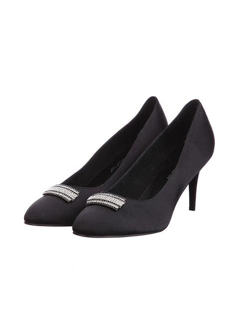 Туфлі чорні koroleva 4905015