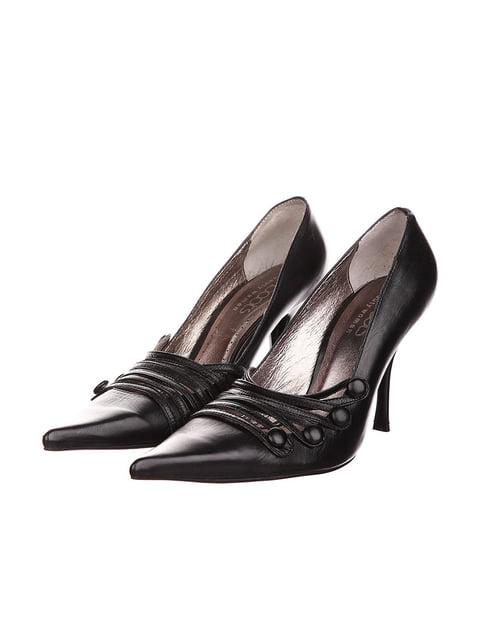 Туфлі чорні Air boots 4905186