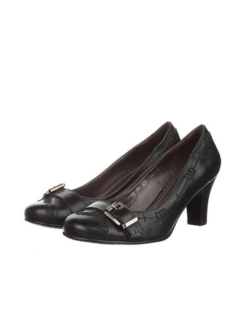 Туфлі чорні Scheme 4905273