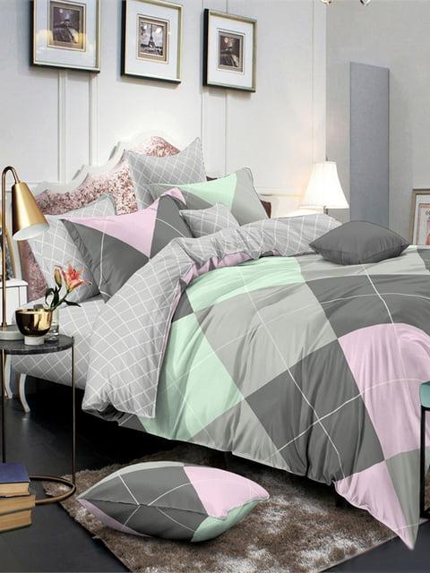 Комплект постельного белья двуспальный (евро) Криспол 4906605