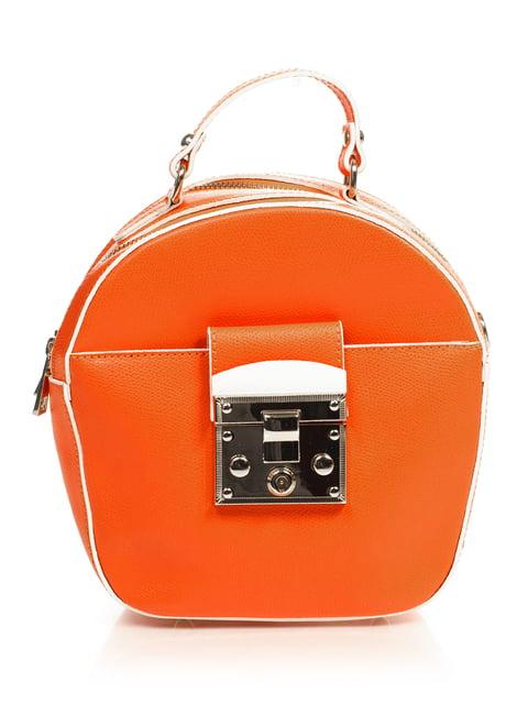 Сумка помаранчева Amelie Pelletteria 4897506