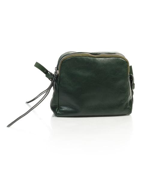 Сумка зелена Marco BIANCHINI 4901323