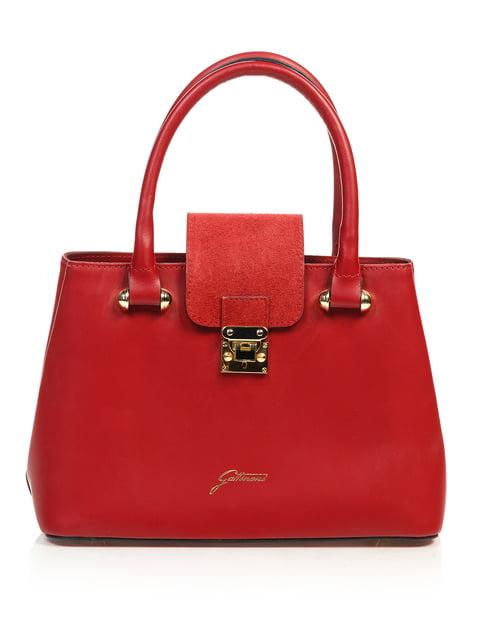 Сумка червона Gattinoni 4901265
