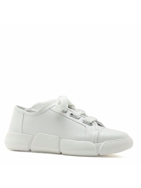 Кроссовки белые Prego 4908139
