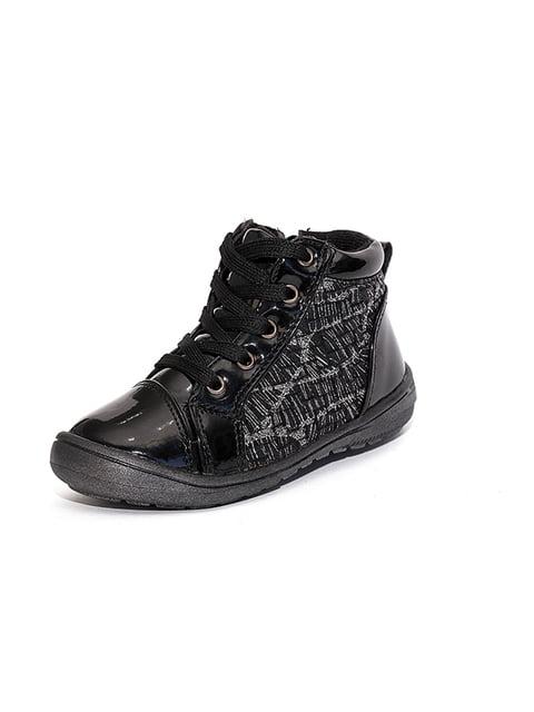 Черевики чорні Apawwa 4908410