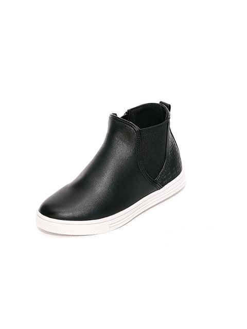 Черевики чорні Clibee 4908411