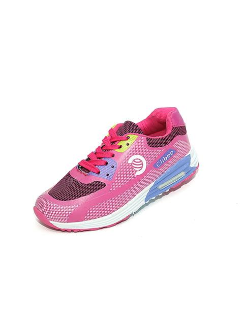 Кросівки рожеві Clibee 4908835