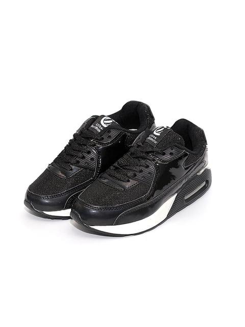 Кросівки чорні Clibee 4908841