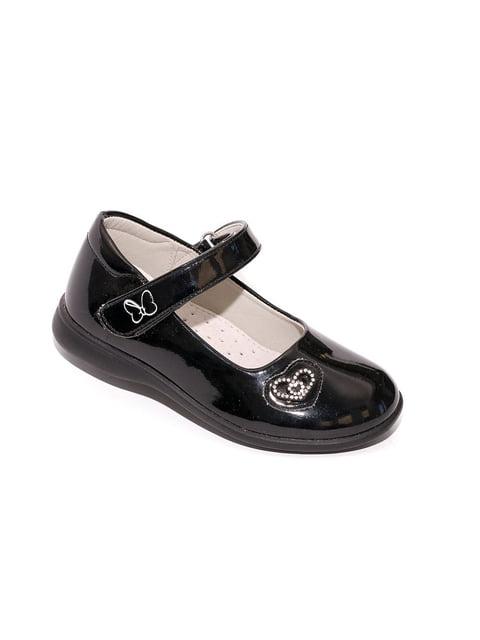 Туфлі чорні Clibee 4909030