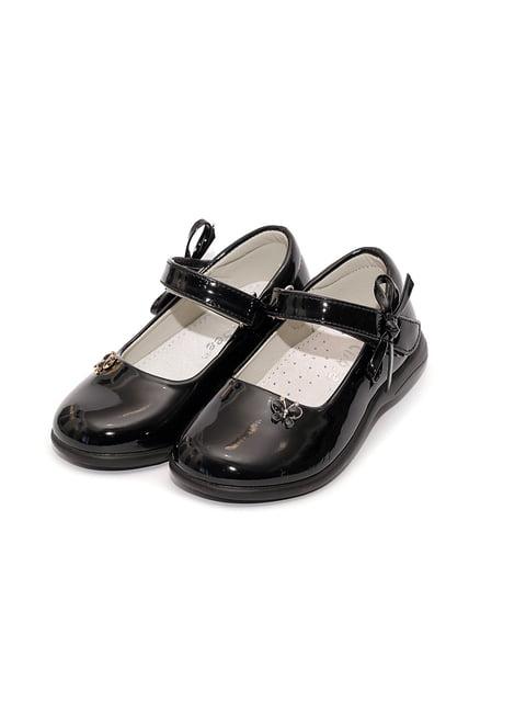 Туфлі чорні Clibee 4909046