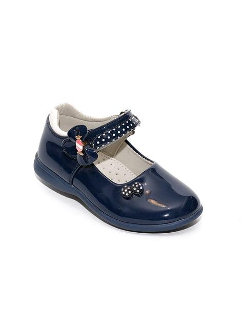 Туфлі темно-сині Clibee 4909062